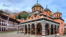 Рильский монастырь в Болгариии