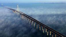 Топ 10 самых длинных мостов в мире