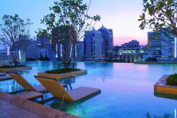 Отели в Бангкоке с бассейном