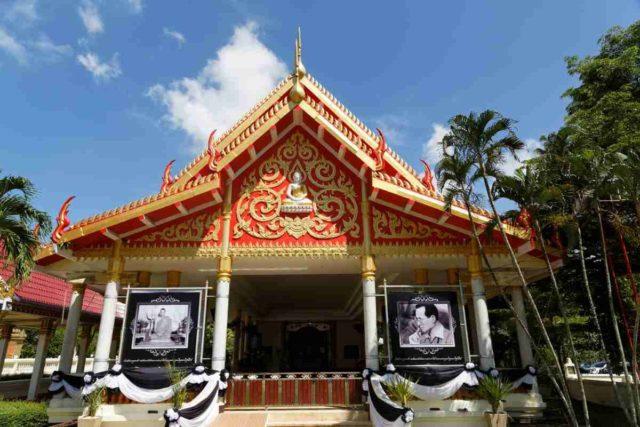 храм Ват Чернгталай