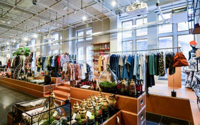 магазины одежды в амстердаме
