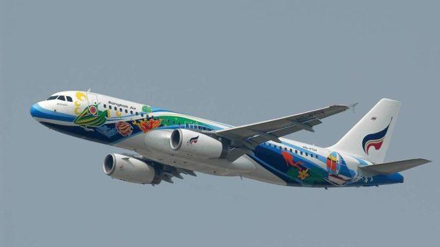 Из Бангкока на Пхукет на самолете