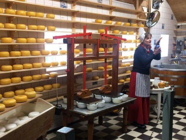Сырная ферма