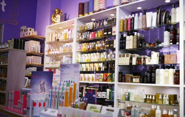 магазины косметики в Амстердаме
