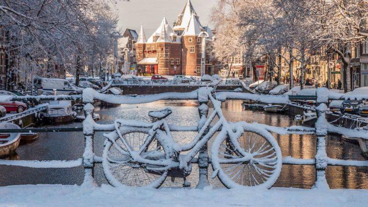 Экскурсии на новогодние праздники в Амстердаме