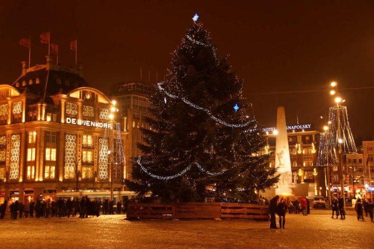 Отели Амстердама на новогодние каникулы