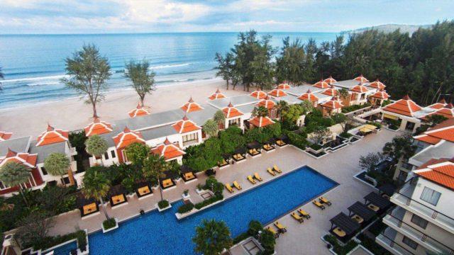 отели пляжа Банг Тао