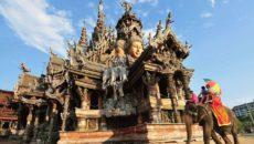 Самый необычный храм в Патайе – Храм Истины