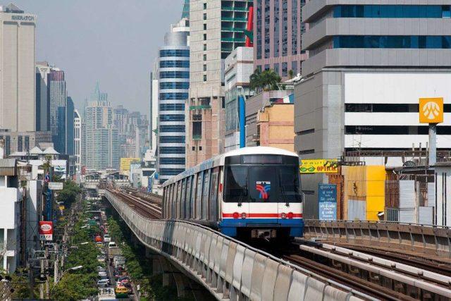 Контрасты Бангкока