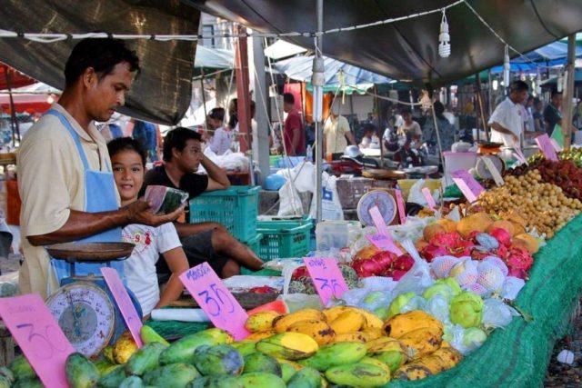 Рынки Камала