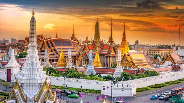 Обзорные экскурсии в Бангкоке