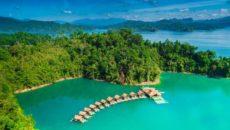 Поездка на озеро Чео Лан в Таиланде с экскурсией и самостоятельно