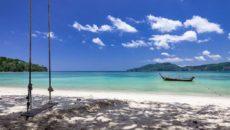 Отдых на пляже Три Транг на Пхукете