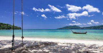 Пляж Три Транг на Пхукете