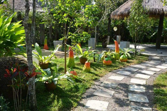 Растения Ботанического сада Пхукета