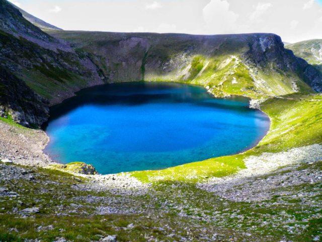 Рильские озера в Болгарии