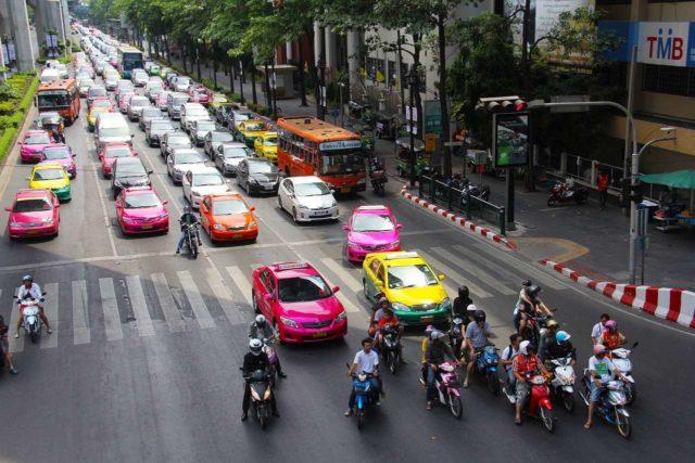 Трансфер из Бангкока в Паттайю