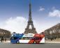 Туристические автобусы в Париже