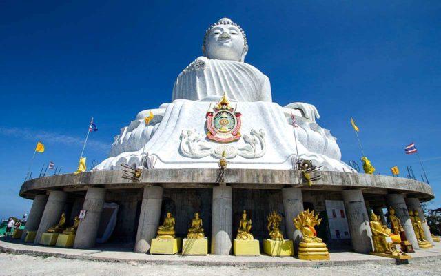 Внутри Биг Будды