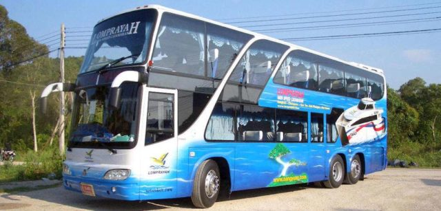 Автобус Пхукет - Самуи