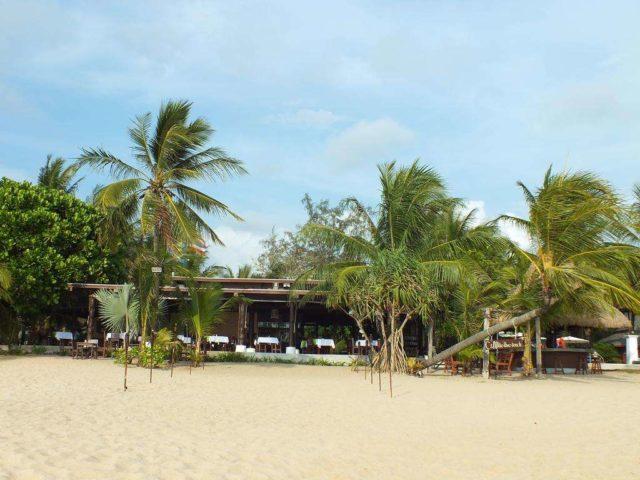 Изумрудный остров Кхо Кхам