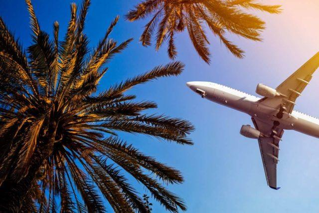 Пхукет - Самуи на самолете