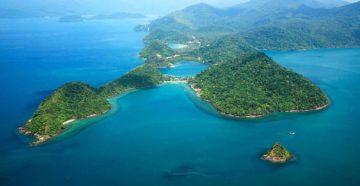 Острова рядом с Паттайей