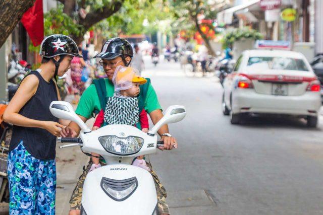 по тайланду на скутере