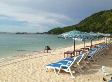 Пляж Тонг Ланг