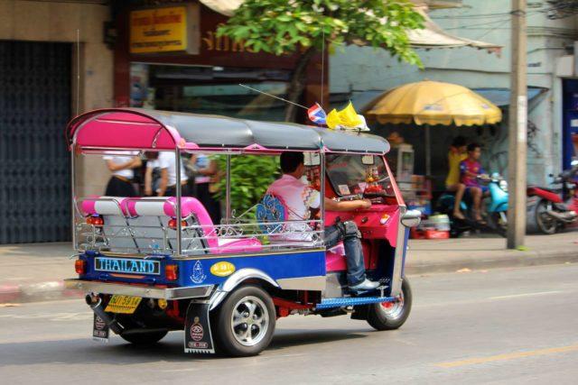 Транспорт на Ко Лан