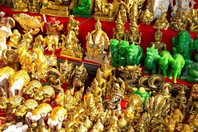 сувениры из Паттайи