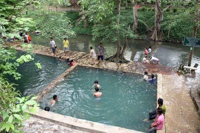 Термальные источники в Тайланде