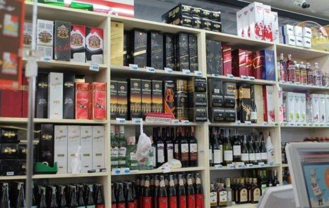 Алкоголь в Паттайе