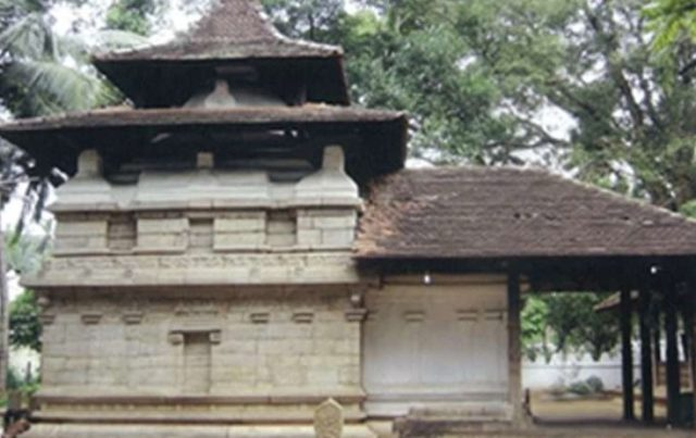 Храм Адаханамалюва Гедиге