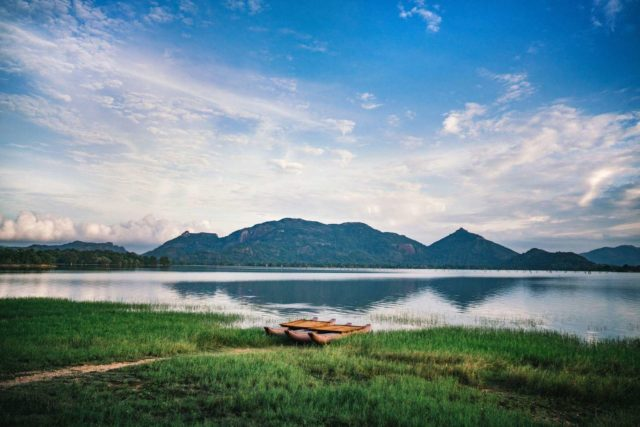 Озеро Кандалама