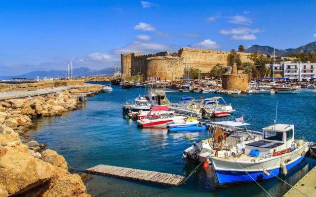 поездка на Кипре