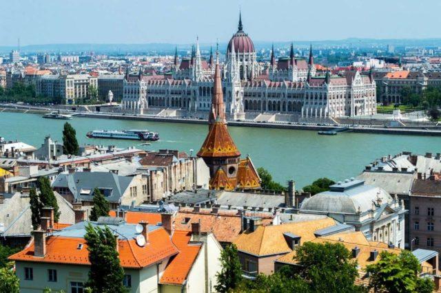В Венгрии