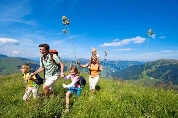 отдых с детьми летом