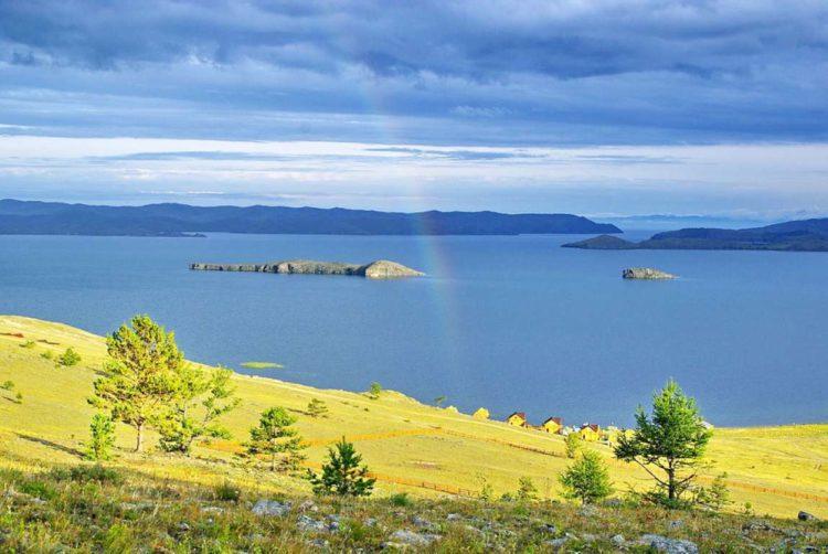 священное море Байкал