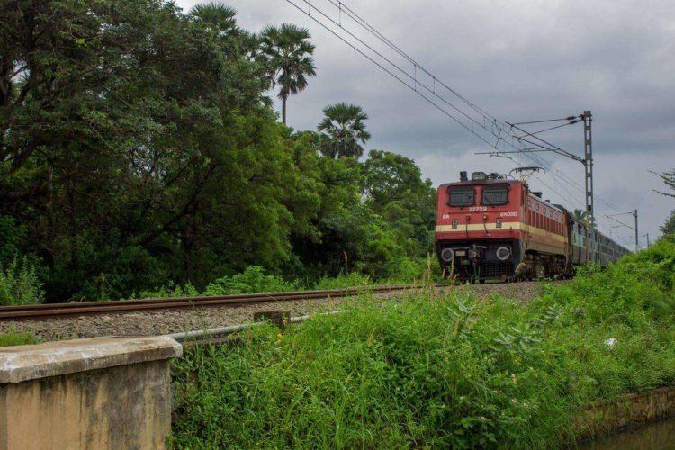 Железная дорога Дибругарх — Канниякумари