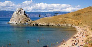 Лучшие пляжи озера Байкал