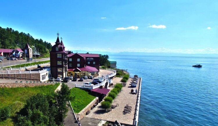 Лучшие отели и базы отдыха в Листвянке на Байкале
