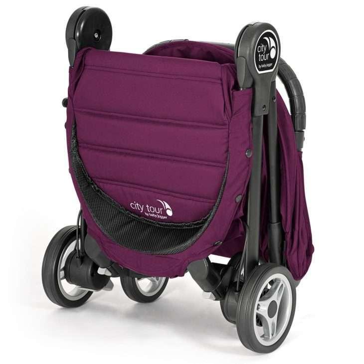 коляска для путешествий на самолете Baby Jogger City Tour
