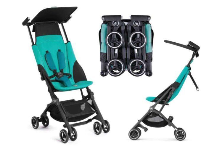 коляска для путешествий GB Pockit